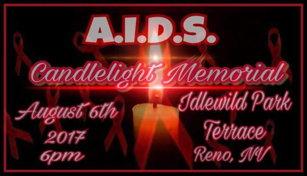 A.I.D.S. Candlelight 2017