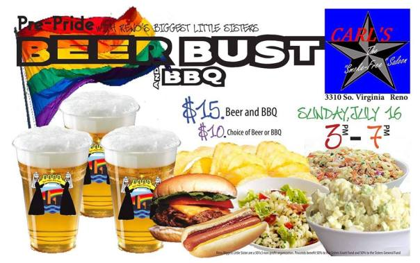 RBLS Beer Bust & BBQ