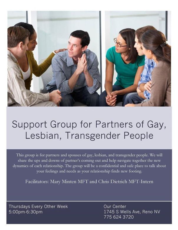support group ofr Partners
