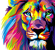 Reno Pride Sports Lion