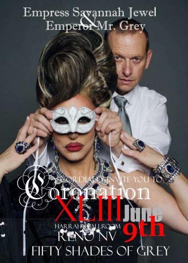 Coronation XLIII 2018