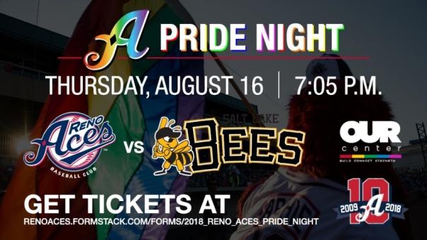 Aces Pride Night