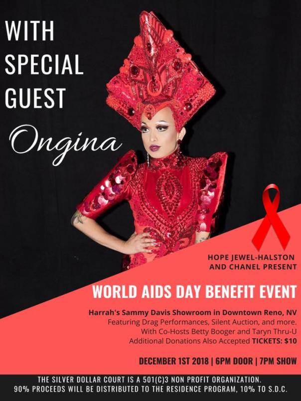 World AIDS Day Benefit Event 2018