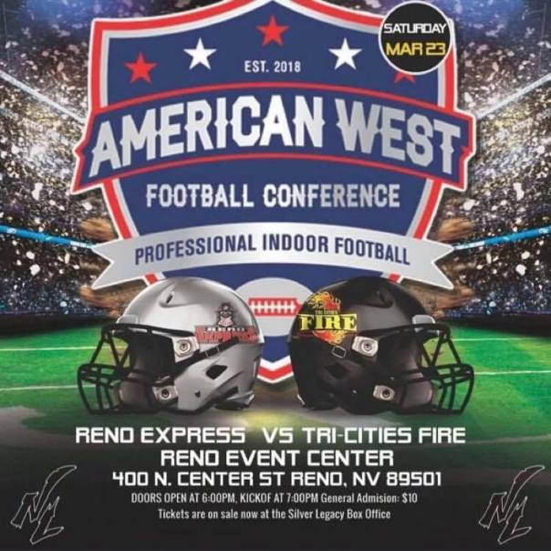 American West Football Converence