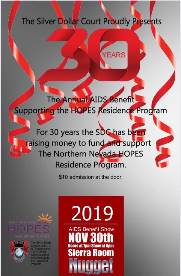 AIDS Benefit 2019